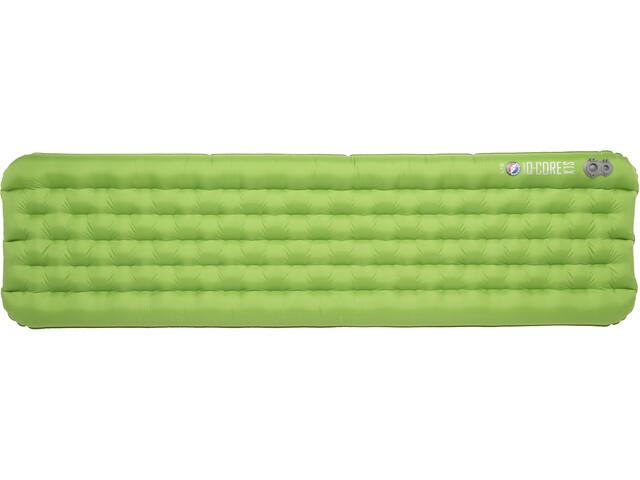 Big Agnes Insulated Q Core SLX Colchoneta para Dormir Ancho Normal 64x183cm, verde
